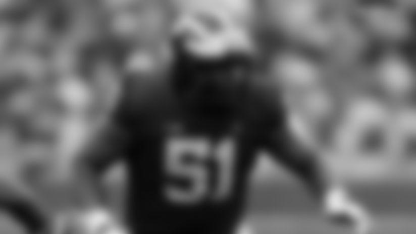 Michigan offensive lineman Cesar Ruiz (51) blocks against Maryland in the second half of an NCAA college football game in Ann Arbor, Mich., Saturday, Oct. 6, 2018. Michigan 42-21. (AP Photo/Paul Sancya)