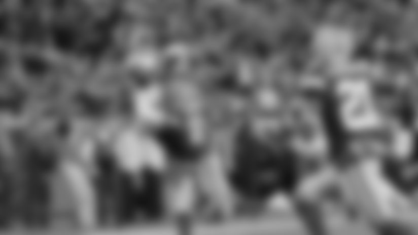 Throwback Thursday: 2017 vs Packers
