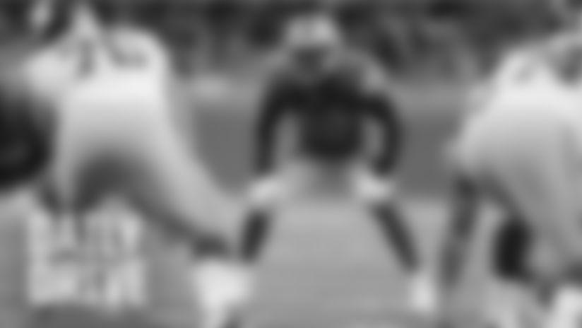 Linebacker Jarrad Davis