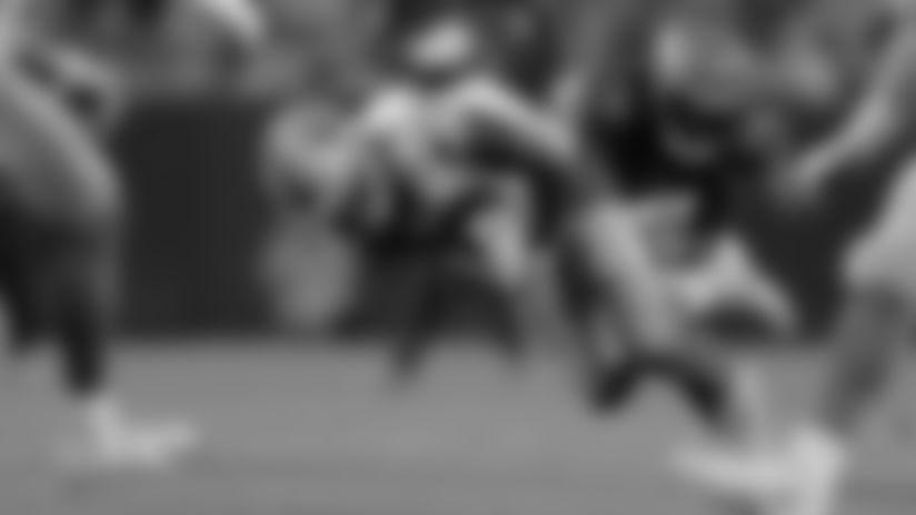 HIGHLIGHT: Alston intercepts Blough
