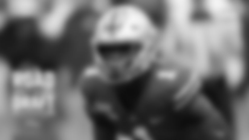 Ohio State cornerback Jeff Okudah