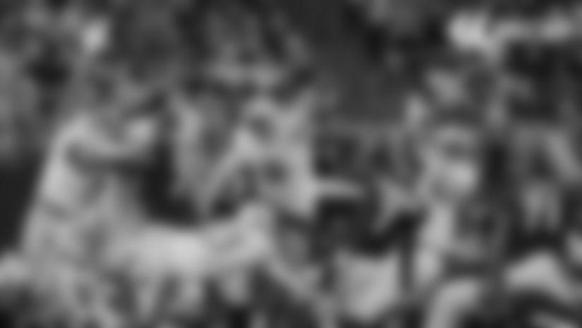 RECAP: Lions at Texans