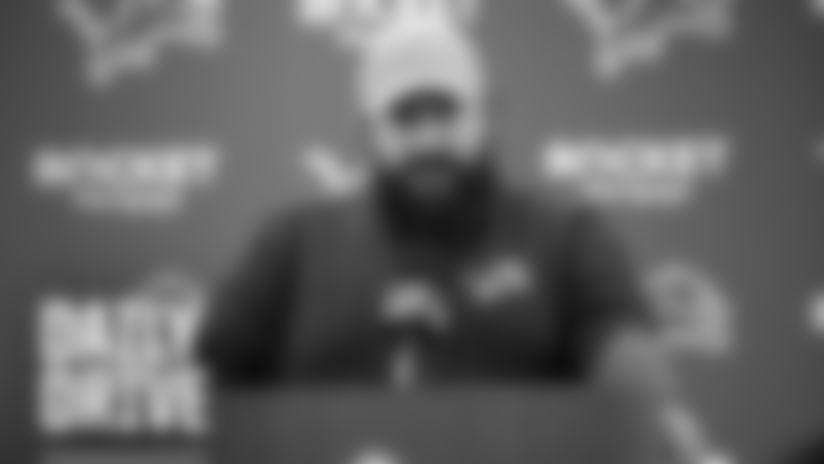 Head Coach Matt Patricia