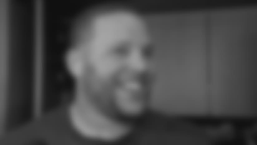 Taylor ready to face Vikings' Sheldon Richardson