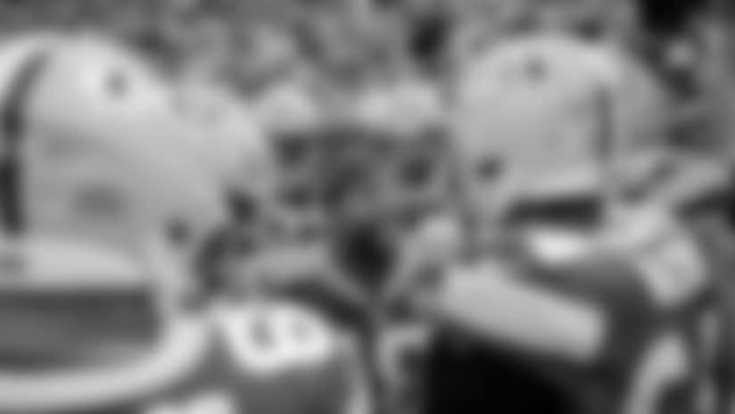 Photos: Best of Packers-Vikings pregame