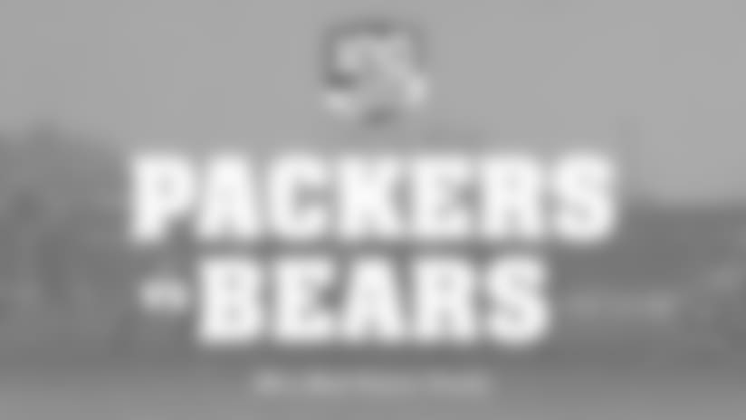 Infographic: Packers - Bears rivalry