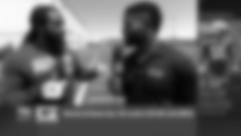 Za'Darius Smith 1-on-1 with NFL Network