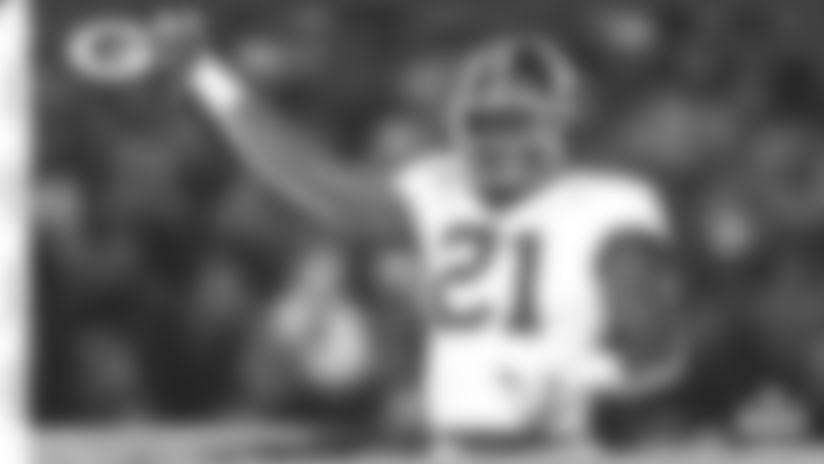 Packers LB Kamal Martin