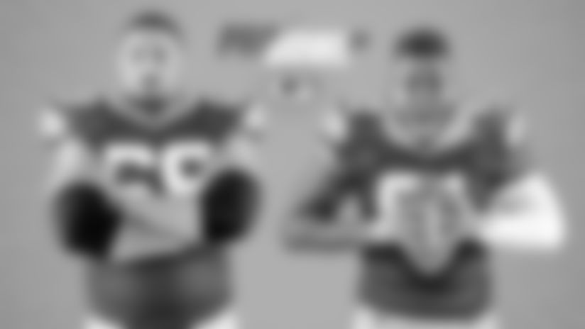 David Bakhtiari, Preston Smith lead 2020 Pro Bowl fan voting