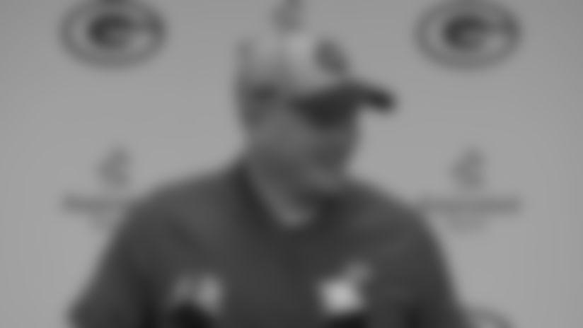 Hackett wants to maintain a 'balanced offense'
