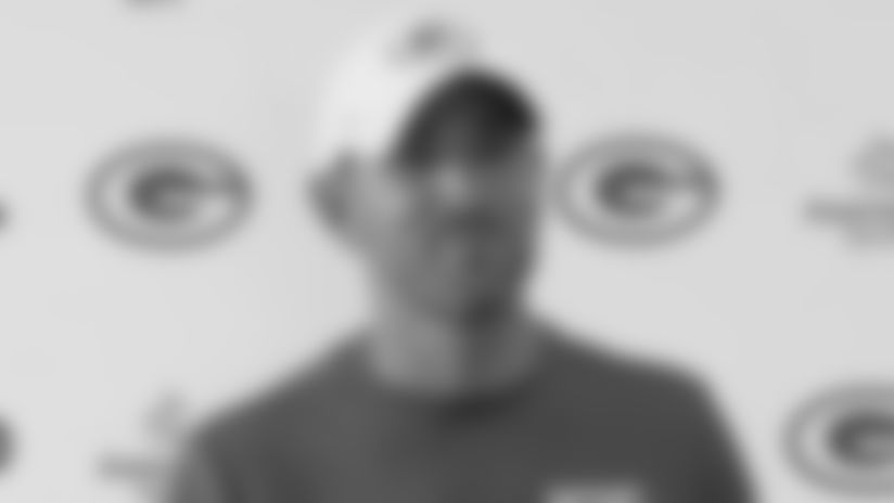 LaFleur, Packers striving to establish team identity