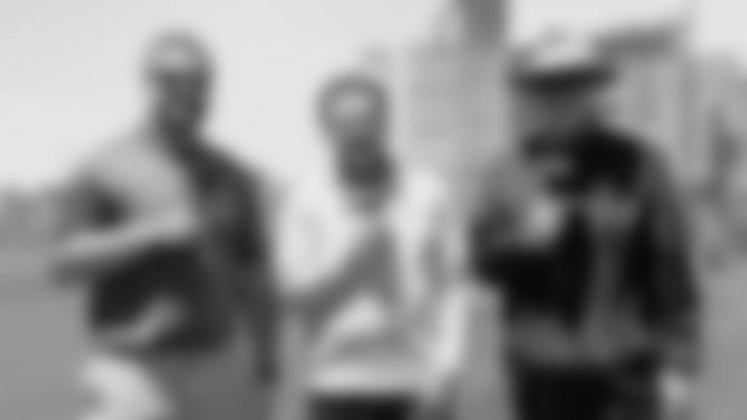 Three Things: Tramon Williams, Josh Jones and Ka'Dar Hollman