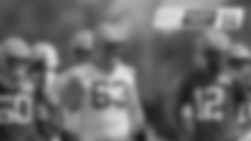 LB Blake Martinez, C Corey Linsley, QB Aaron Rodgers