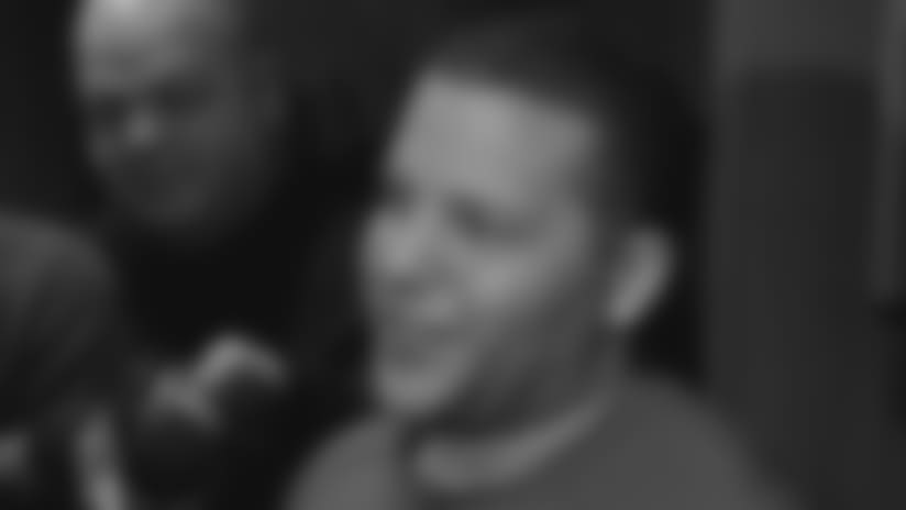 Taylor on playing Thursday night: 'It's more mental'