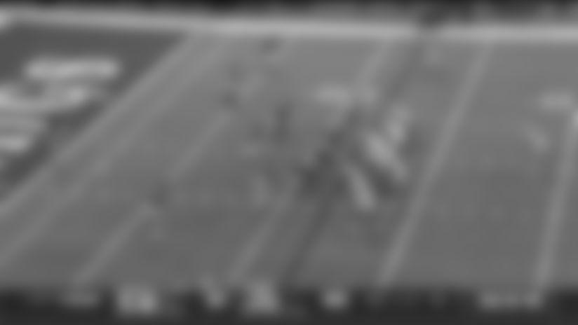 Packers RB Aaron Jones weaves through Vikings' defense for TD