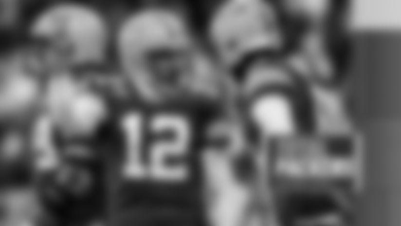 Total Packers with Matt LaFleur: Aaron Rodgers