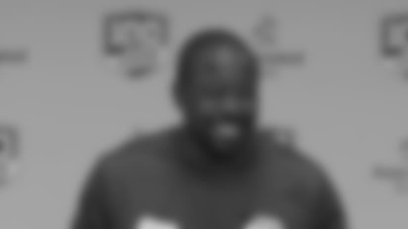 Whitt Jr.: 'I know who I want to play' at cornerback