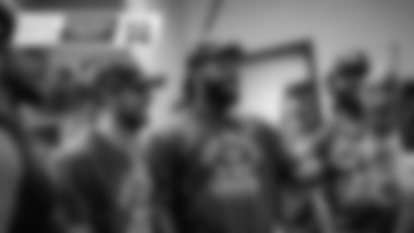 QB Aaron Rodgers, LB Za'Darius Smith