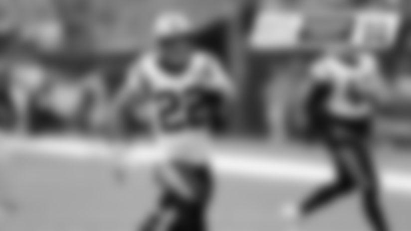 Panthers RBChristian McCaffrey