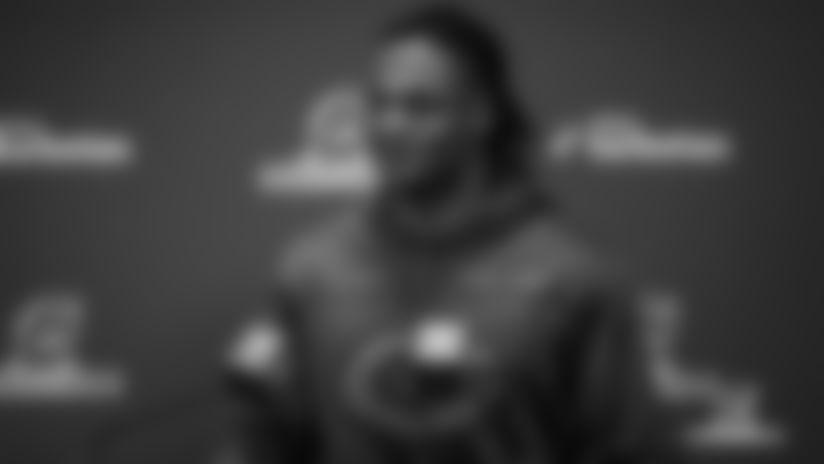 Adams: NFC Championship close to home is 'dream come true'