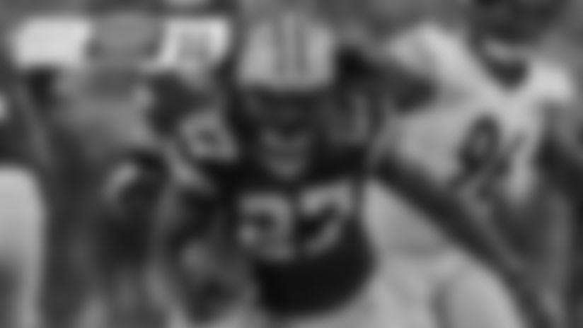 RB Eddie Lacy