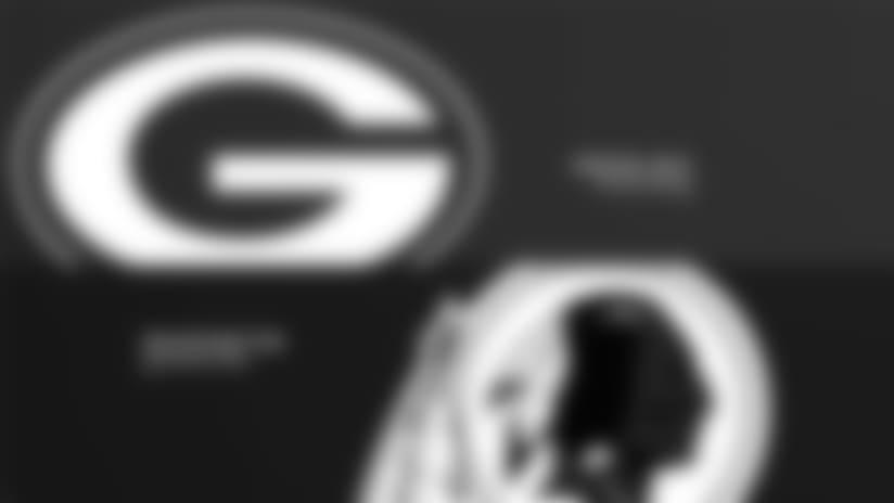 Packers vs. Redskins game highlights   Week 3