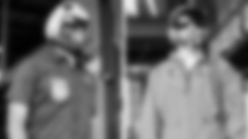2015 - QB Aaron Rodgers & FB John Kuhn