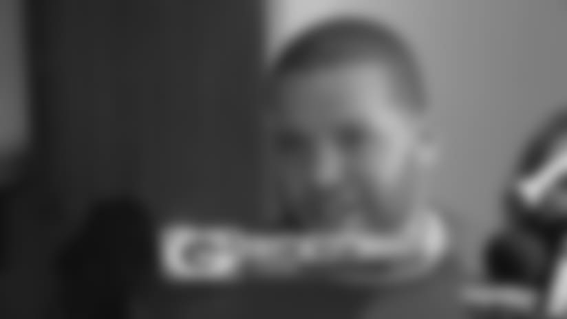 Taylor on Rodgers: 'He's gonna play his game'