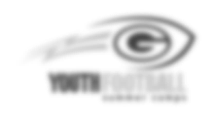 Packers Youth Football Summer Camps