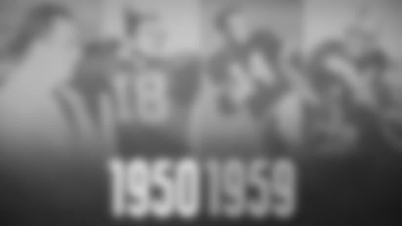 100 Seasons: 1950-1959