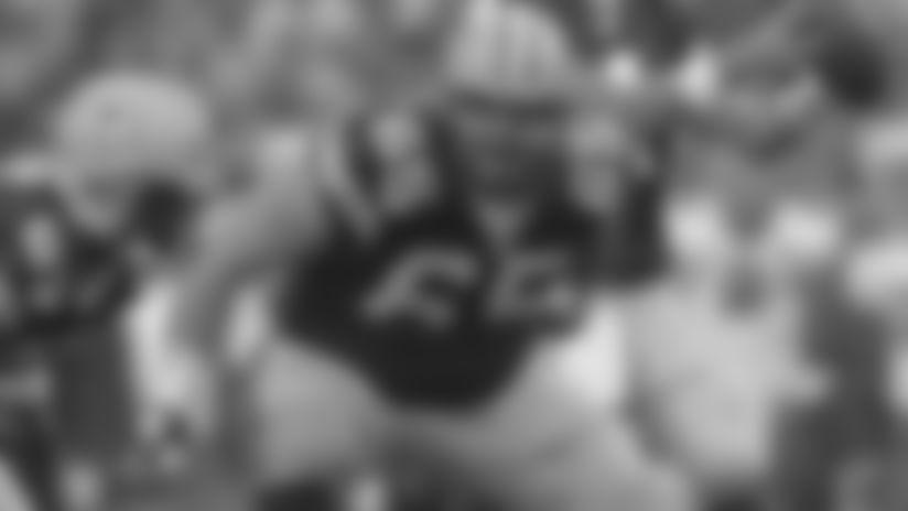 Packers Hall of Famer Mark Tauscher
