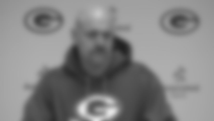 Pettine on Montgomery: 'He sticks out, he's playing well'