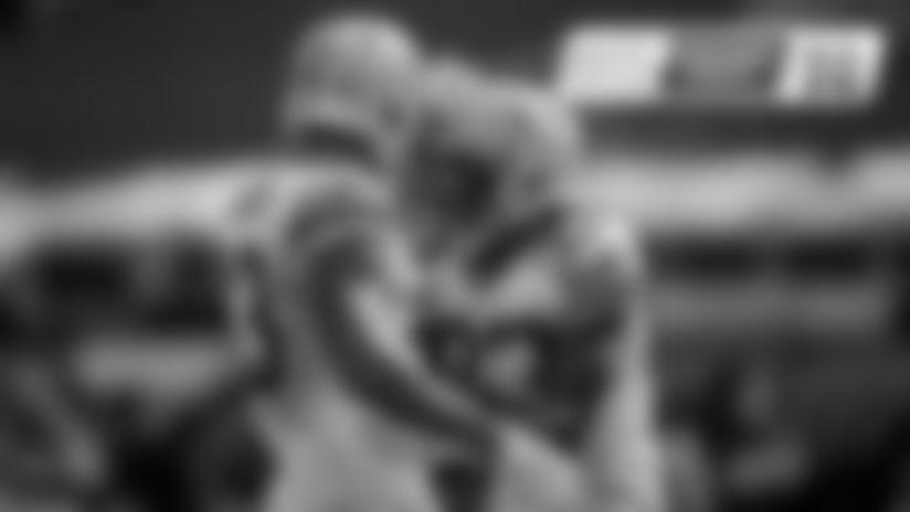 WR Allen Lazard and RB Aaron Jones