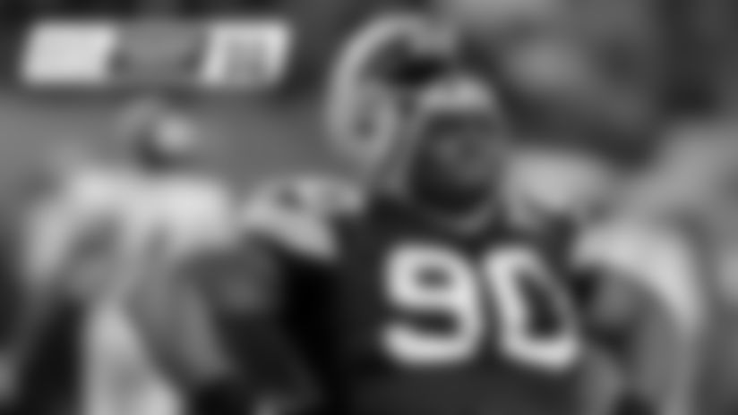 Former Packers DL B.J. Raji