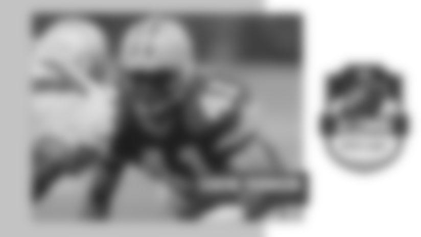 Former Packers S Eugene Robinson