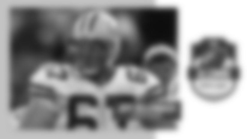 Former Packers center/guard Jeff Dellenbach