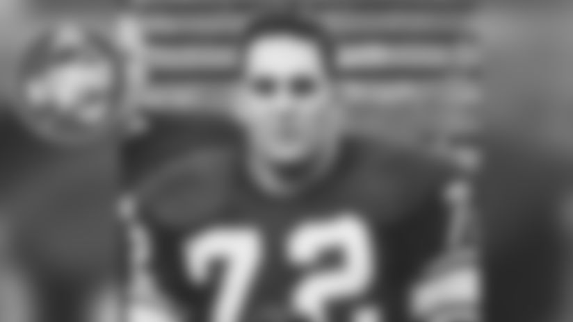 Former Packers DT Jerry Helluin