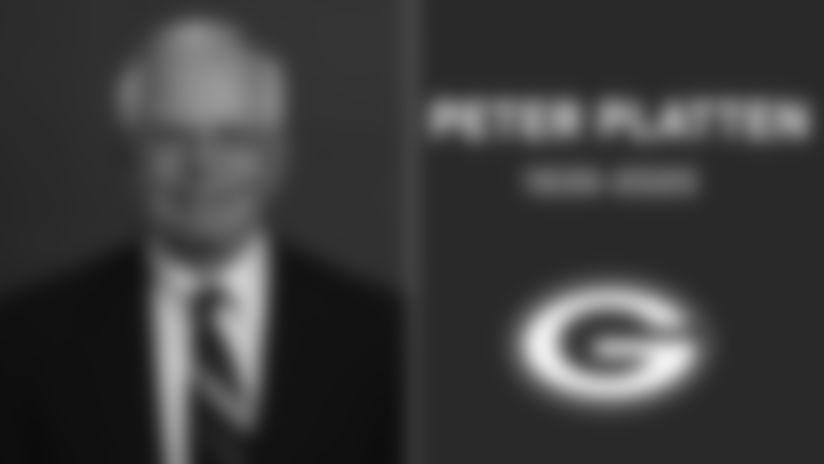 Former Packers executive Peter Platten dies at 80