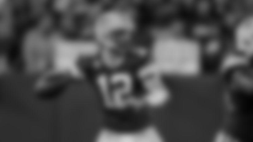 Aaron Rodgers' best throws vs. Eagles | Week 4