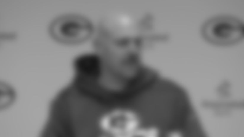 Pettine on Adrian Peterson: 'Nothing short of amazing'
