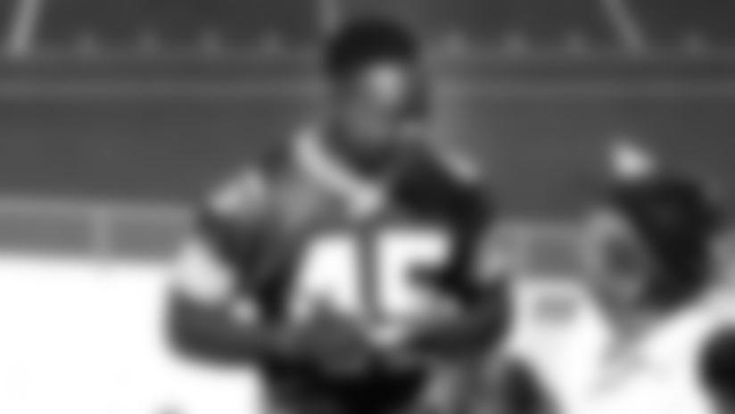 Alumni Appearance - Dexter McNabb