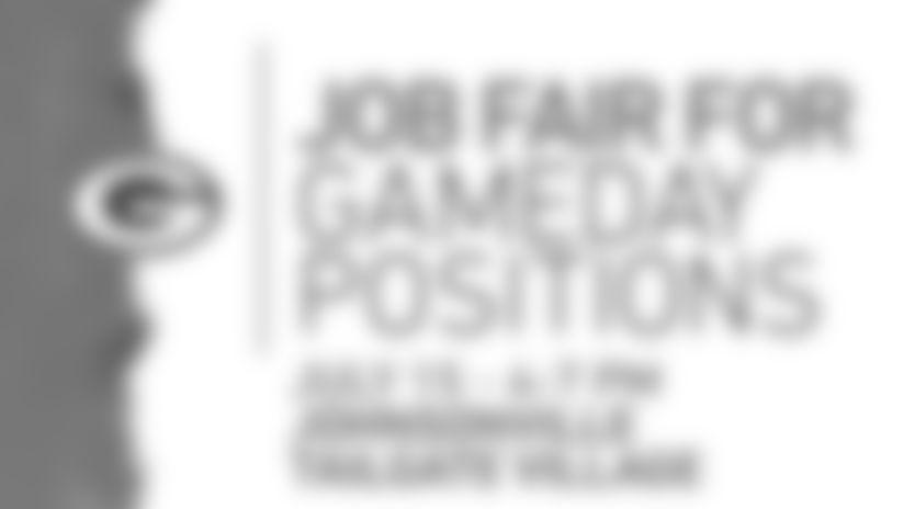 Packers seeking gameday employees at job fair Wednesday