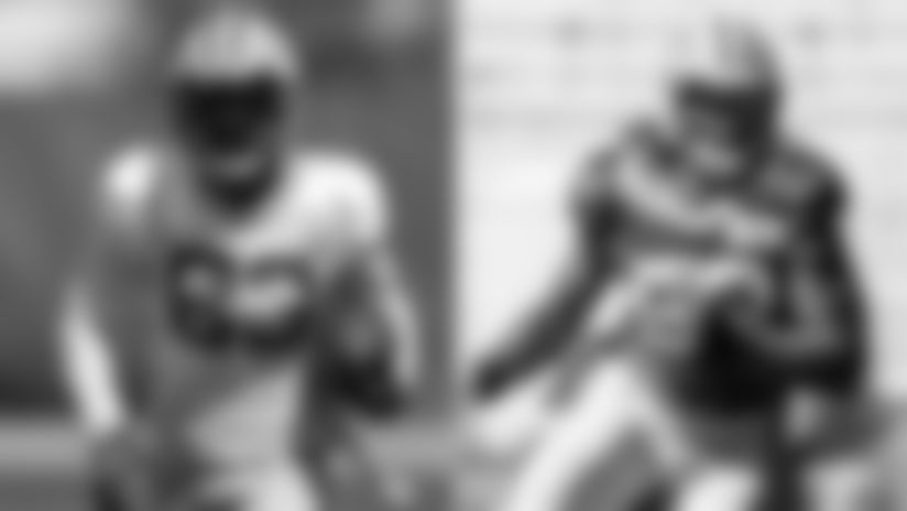 WR Marquez Valdes-Scantling and LB Rashan Gary