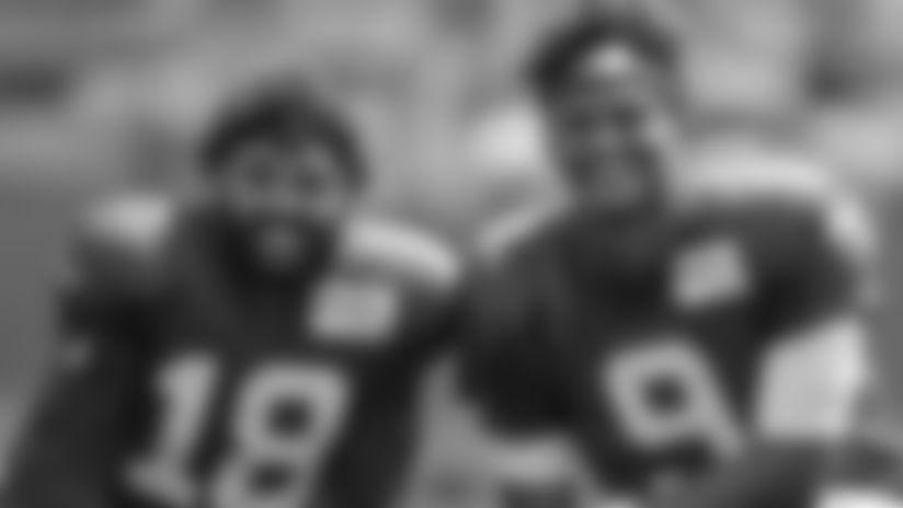 Quarterbacks Manny Wilkins and DeShone Kizer