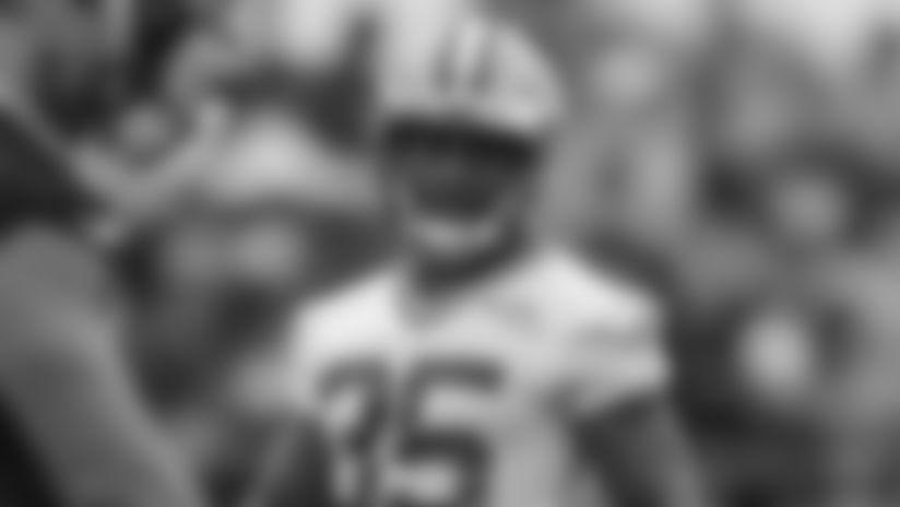 RB Corey Grant