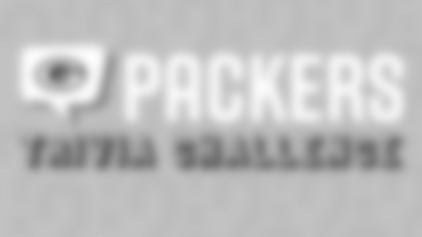 Packers.com Trivia Challenge