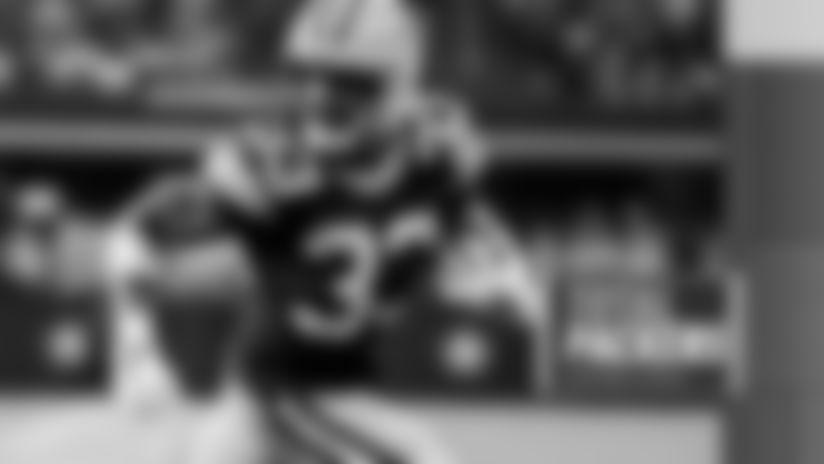 Total Packers with Matt LaFleur: Aaron Jones