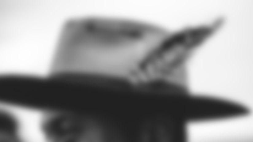 Jarius Wright hat
