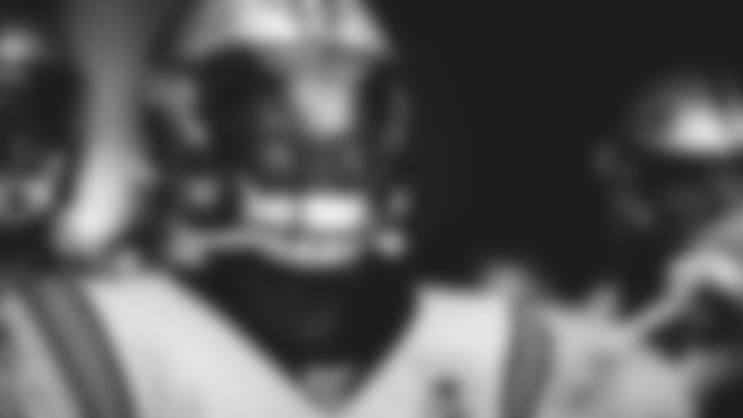 Game Angles: Panthers at Texans