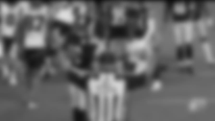 Reggie Bonnafon 2-yard TD run